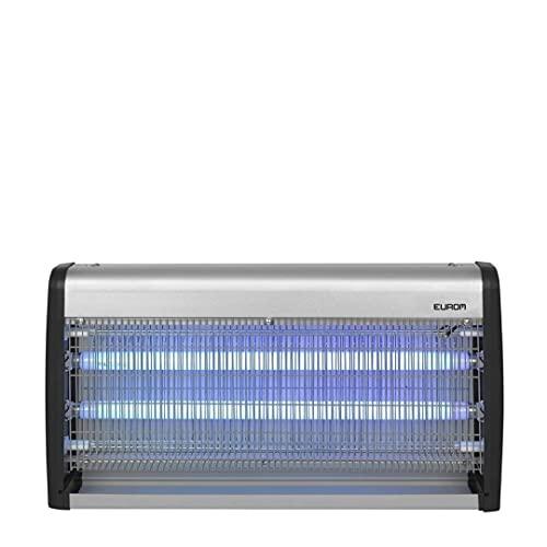Eurom Insektenvernichter Fliegenschutz 200m² UV Licht Insektenkiller Fliegenfänger