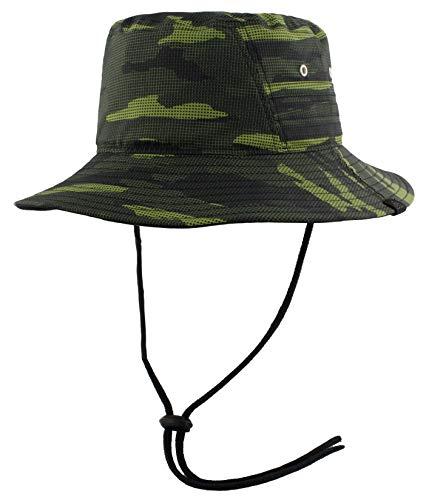 adidas Victory II Bucket Hat Gorro/Sombrero, Impresión de Camuflaje Off The Grid, Talla única para Hombre