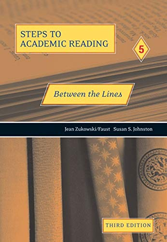 Between the Lines, Third Edition (Steps to Academic Reading 5)