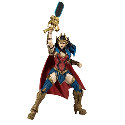 McFarlane - DC Build-A 17,8 cm Figuren Wave 4 - Death Metal - Wonder Woman