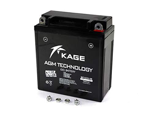 Batterie GEL KAGE YB5L-B 12N5-3B