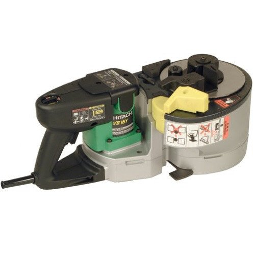 Hitachi VB16Y Portable Variable Speed Rebar Cutter Bender,...