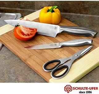 SCHULTE-UFER ROHE GERMANY STAINLESS STEEL