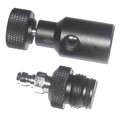 Outdoor Guy CO2-Adapter für Paintball/Paintball, with Male Fill Nipple