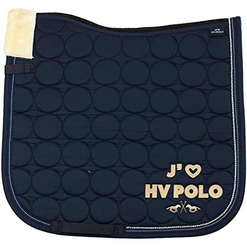 HV Polo Tapis de Selle Jadore - Bleu foncé-Dressage Cheval
