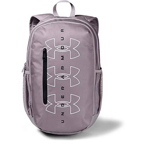 Under Armour UA Roland Backpack, Mochila unisex, lila (Slate Purple/White/Black(585)), Taglia unica