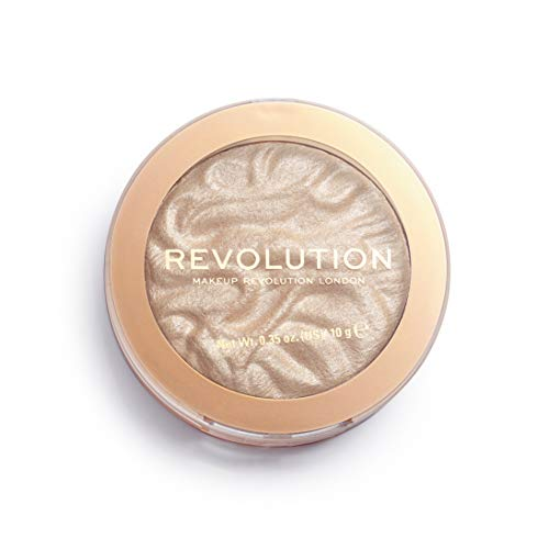Iluminadores Maquillaje Polvo marca Make up revolution