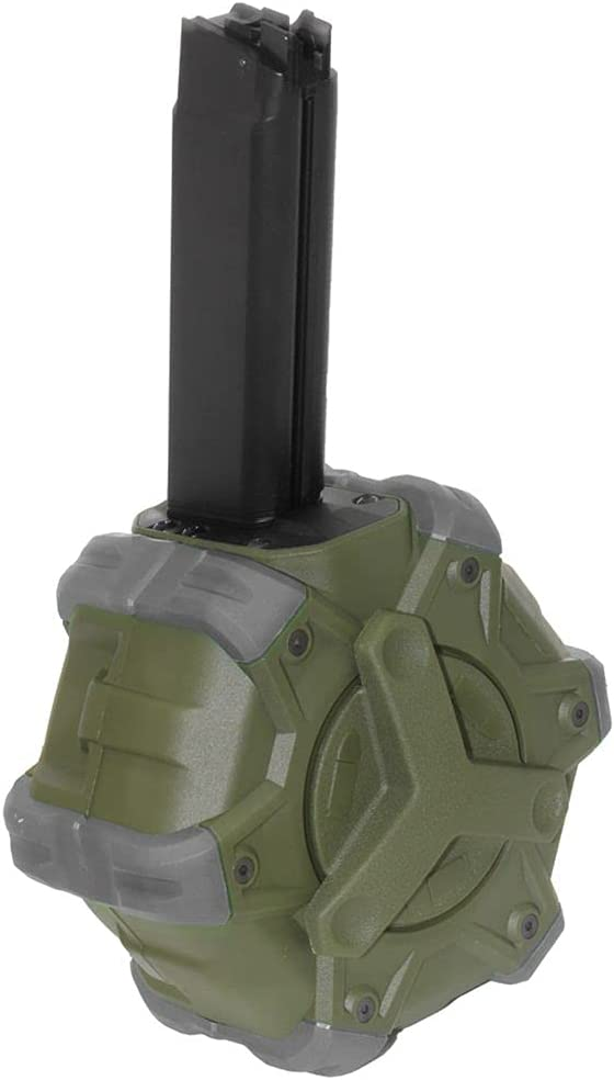 Airsoft Spare Parts WE 350rd Gas PCC for Magazine 8 Type Drum Arlington Mall Al sold out.