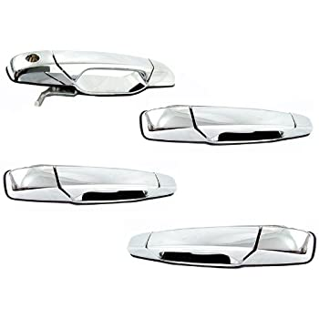 2011 Gmc Yukon Denali Door Handle Replacement