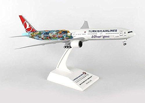 en promociones de estadios B737-800 Turkish Airlines W W W Gear & Wood Stand Desktop Display  Tu satisfacción es nuestro objetivo
