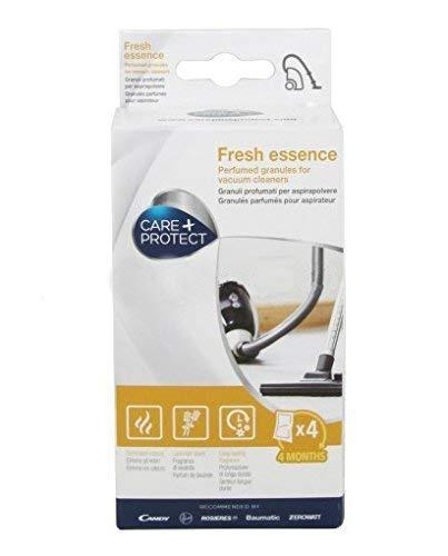 CARE + PROTECT CPO9004 35601788, Granuli profumati per aspirapolvere, Bianco