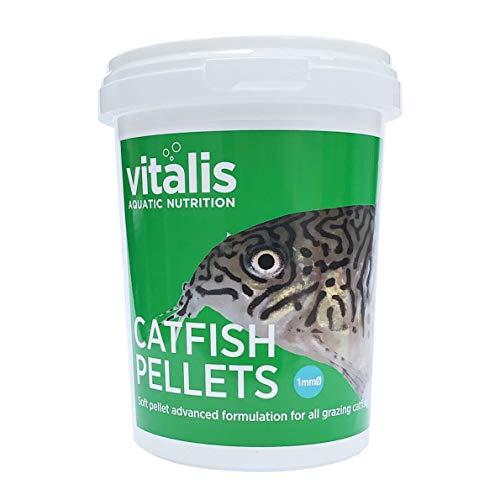 Vitalis Catfish Pellets XS 1mm Extra Small Fish Food 260g