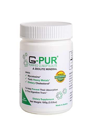 G-PUR® Purified Clinoptilolite, A Zeolite...