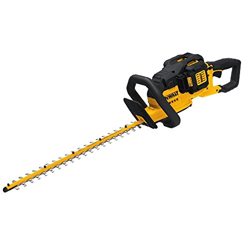 DEWALT 40V MAX Cordless Hedge Trimmer, Lithium Ion, 4.0 Ah, 22-Inch...