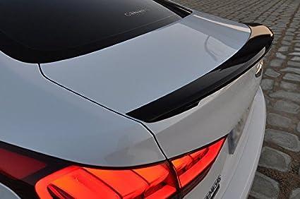 U6G - Urban Grey G80 Automotiveapple DALLIZA Rear Trunk Lip Spoiler for 2015 2018 Hyundai Genesis Sedan