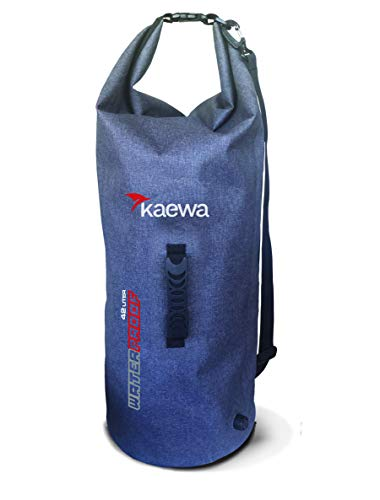 Kronus Unisex kaewa-42Drybag con valvola di Rilascio Aria, Taglia Unica