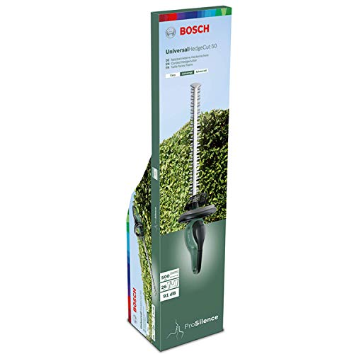 Bild 6: Bosch Universal-Hedgecut 50