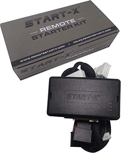 Start-X Plug N Play Remote Start Starter for Rav4 2013-2018 || Avalon 2013-2018 || Camry 2012-2017, Corolla 2014-2019 || Push to Start Vehicles Only || Lock 3X to Remote Start