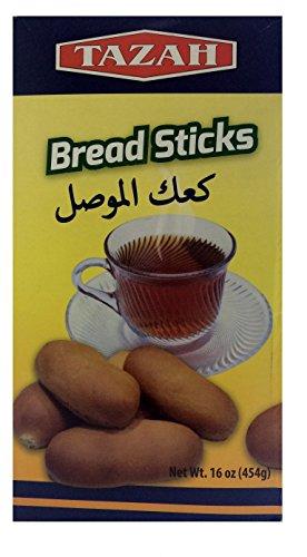 Tazah Mosul Bread Sticks Premium Quality 16 oz