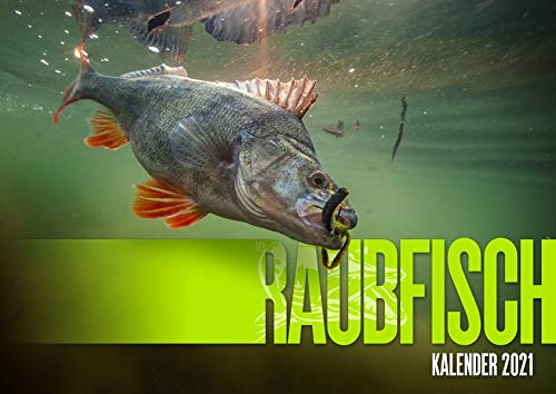 Raubfisch Kalender 2021: DER RAUBFISCH