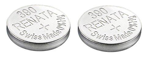 Renata Uhrenbatterie Swiss Made Renata 390SR1130SW oder AG101,5V
