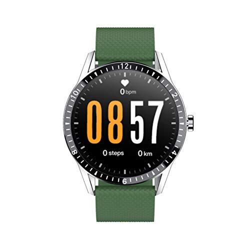 Fitness Tracker Smart Sports Watch Smart Bracelet/Bluetooth Call/Remote Control Selfie/Health Monitoring/Information Synchronization Push/Custom Watch Face,B