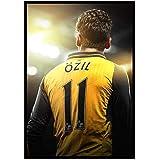 Gopfl Sergio Ramos Fußballspieler Poster druckt Leinwand