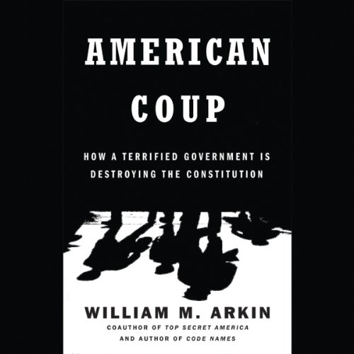 American Coup audiobook cover art