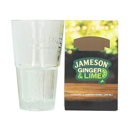 Jameson Trinkglas in Geschenkbox, 1 Glas von GarageBar