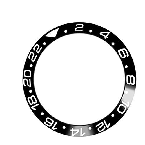 SHEAWA Anillo de reloj de repuesto para relojes Rolex GMT de 40 mm (3)