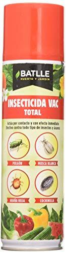 Semillas Batlle - Insecticida total aeorosol, 250 ml