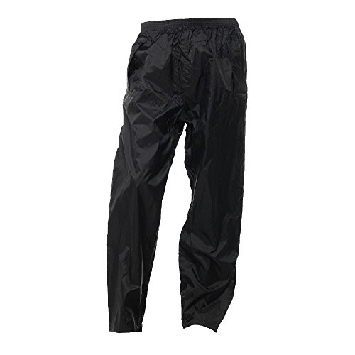 Regatta - Packaway 2 Regen-Überhose XL,Black