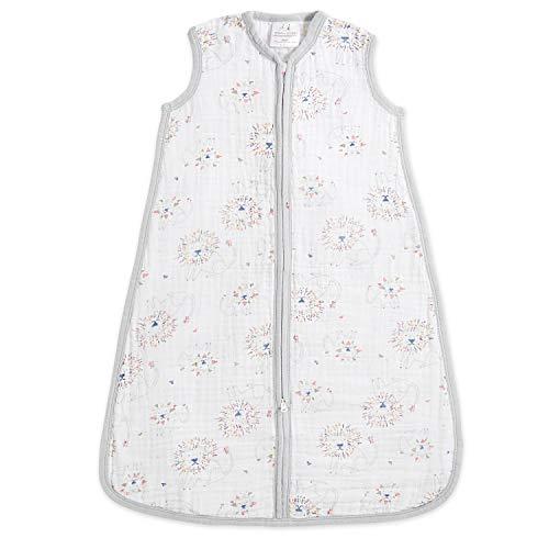 aden + anais - Leichter Schlafsack für Baby DISNEY, Junge, Leader Of The Pack, 0 - 6 Monate