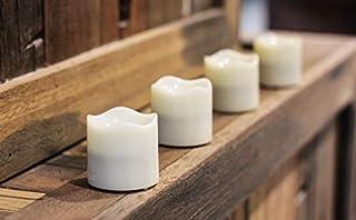 Home Impressions(家印象)LEDキャンドル 癒し 6時間タイマー 約150時間連続点灯可能 4個入り