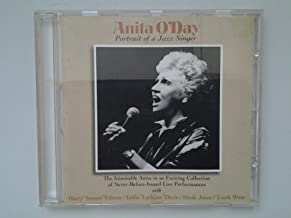 Portrait of a Jazz Singer By Anita O'Day (1998-05-14)