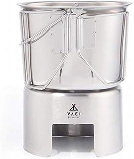 YAEI Enthusiast ミリタリー キャンティーン カップ セット