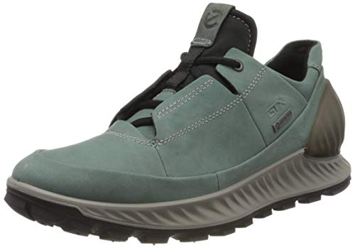 ECCO mens Exostrike Sneaker Gore-tex Hiking Shoe, Lake, 10-10.5 US