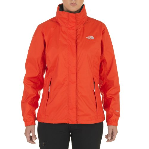 The North Face Resolve Chaqueta, Mujer, Juicy Red, M