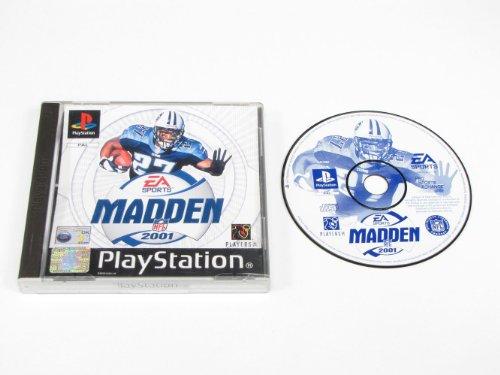 Playstation 1 - Madden NFL 2001