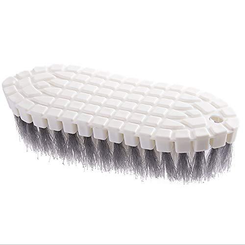 Anruo Buigzame zachte reinigingsmiddel, keukenfornuis, wastafel, badkuip, tegels, badkamerschoenen, borstel, geen dode hoek, vloerreinigingsborstel