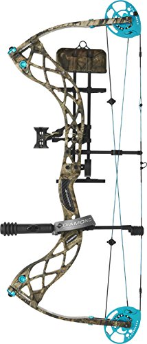 Diamond Carbon Knockout 60 lb Right Hand Mossy Oak Breakup Country