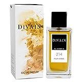 DIVAIN-214, Eau de Parfum pour homme, Spray 100 ml