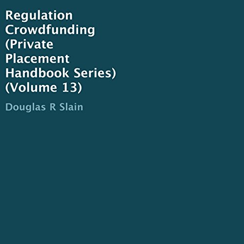 Regulation Crowdfunding audiobook cover art