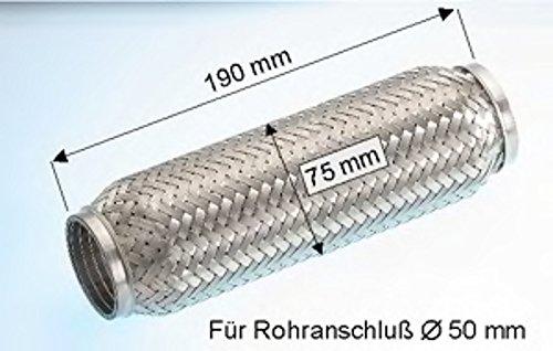 Preisvergleich Produktbild Eberspächer 99.003.79 Flexrohr,  Abgasanlage