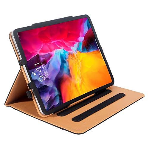AM Case iPad 11 Pro (2020) 2nd Generation Premium Smart Pu Leather Luxury Folio Stand Case Cover