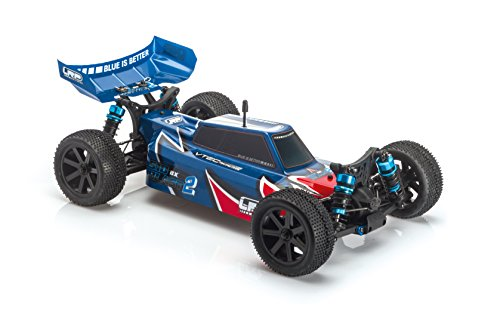 LRP Electronic 120302 -  S10 Blast BX 2 RTR 2.4GHz - 1/10 4WD Elektro Buggy