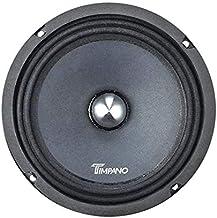 $32 » Timpano TPT-MR8-4 BULLET 8 Inches Pro Mid Range Bullet Loudspeaker - 200 Watts RMS - 4 Ohm Impedance Midrange Speaker for ...