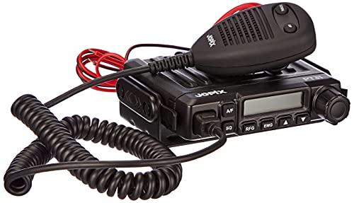 JOPIX PT31 Emisora móvil CB 27 Mhz multinorma. Transceptor tamaño compacto