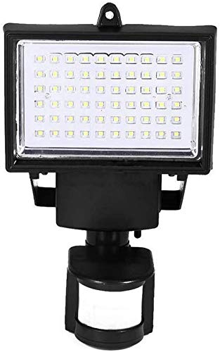 Lot von 60 Solar-LED-Leuchten für den Außenbereich, kaltweiße Solarbeleuchtung für Garten, Gartenhaus und Werkstatt