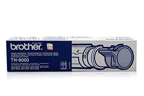 Original Brother TN-8000 / 27798 Toner Black für Brother MFC-9160